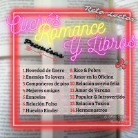 Mi reto - Clichés, romance y libros