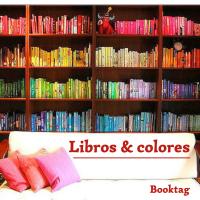 Booktag - Libros & colores