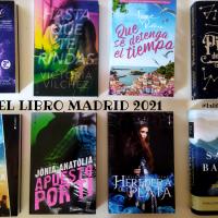 Book Haul - Feria del Libro de Madrid 2021